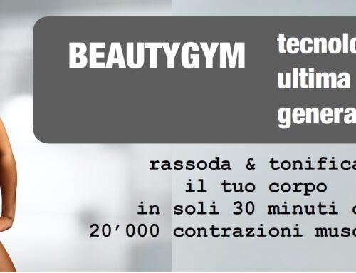 BeautyGym, i primi risultati